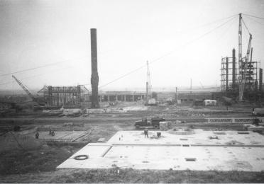 opbouw TotalEnergies geschiedenis