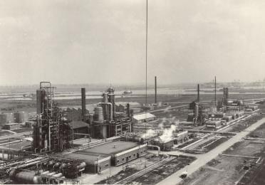 geschiedenis totalenergies olefins