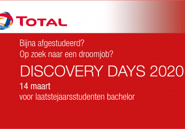 discovery days 14 maart